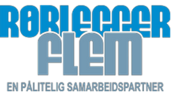 Logo, Rørlegger Flem AS